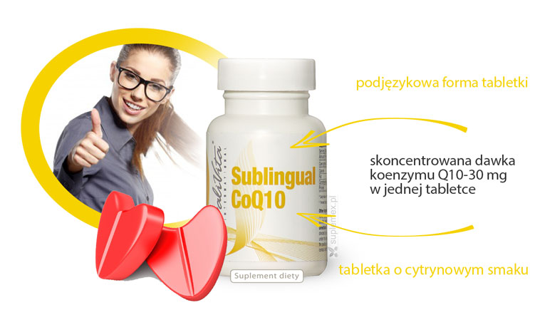 sublingual co q10