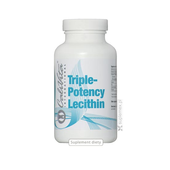 Triple potency lecithine