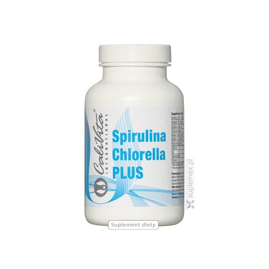 Spirulina Chlorella PLUS