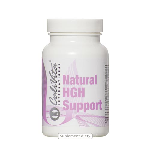 Natural HGH Support CaliVita