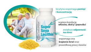 Super Soya Lecithin info